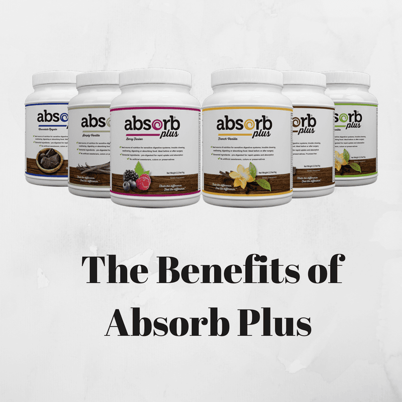 The Benefits of Absorb Plus - Crohn's Colitis Lifestyle